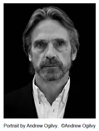 Jeremy Irons will star in The Borgias on Showtime