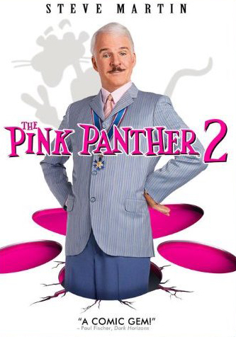 Pink Panther 2 DVD and Blu-Ray Release Dates