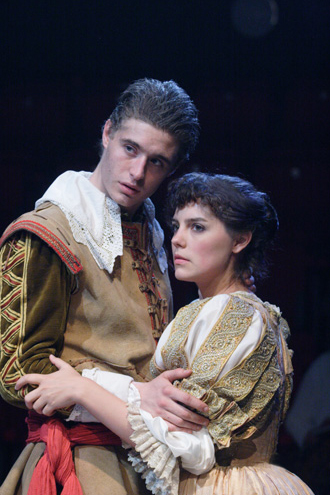 View more photos of Max Irons in Wallenstein